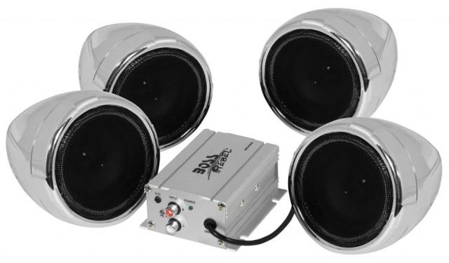 Boss Audio MC450