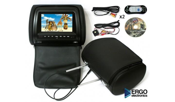 Ergo ER 700HD black