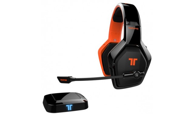 Tritton Katana 7.1 Wireless Surround black