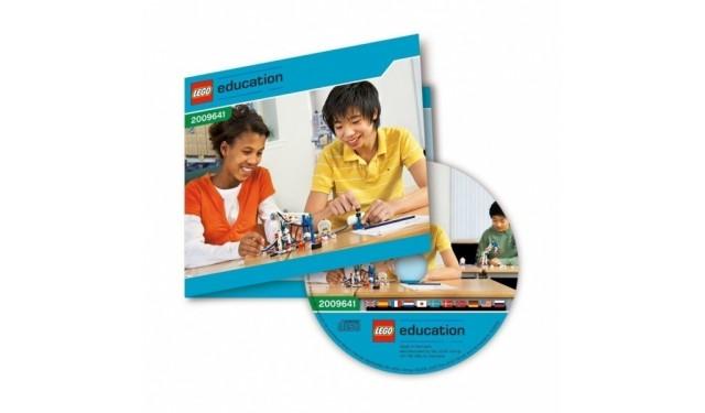 """LEGO 2009641 """"Пневматика"""". CD издание"""
