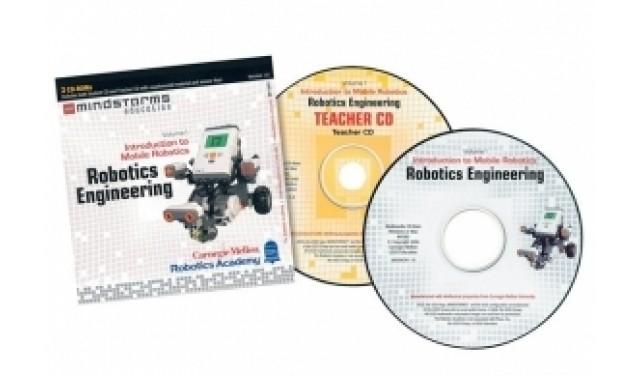 """Lego 2009787Eng  """"Введение в мобильную робототехнику""""."""