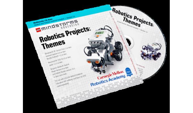 Lego 2009798 Робототехнические проекты