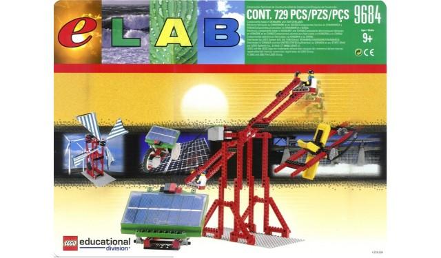"""Lego 9684 Конструктор """"Возобновляемые источники энергии"""""""