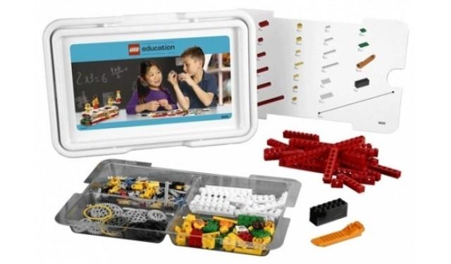 Lego 9689,4 Простые механизмы