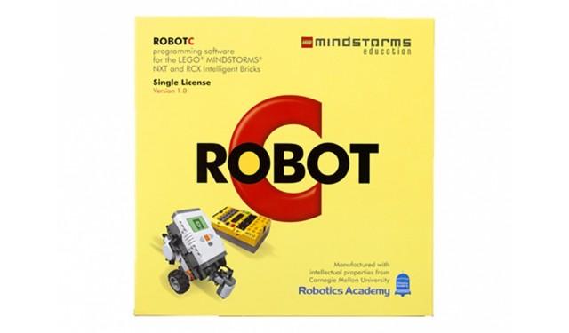 Lego 2000081 Программное обеспечение ROBOTC v.2.0. Лицензия на один компьютер