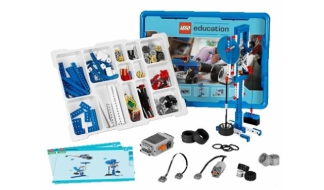 Lego 9686 Технология и физика