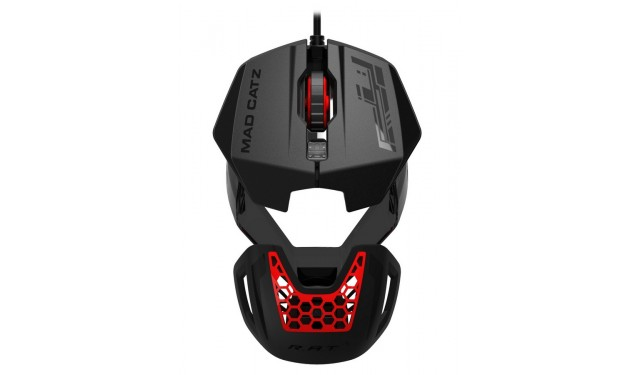 Mad Catz R.A.T.1 Gaming Mouse (Black)