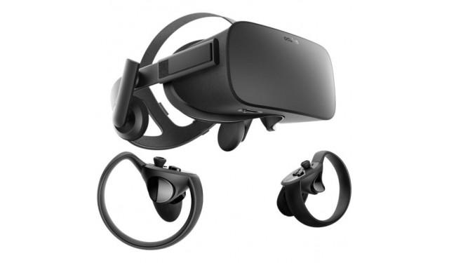 Oculus Rift CV1+ Touch Controller шлем виртуальной реальности