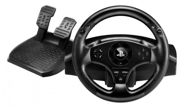 Thrustmaster T80 RACING WHEEL для PS4,PS3