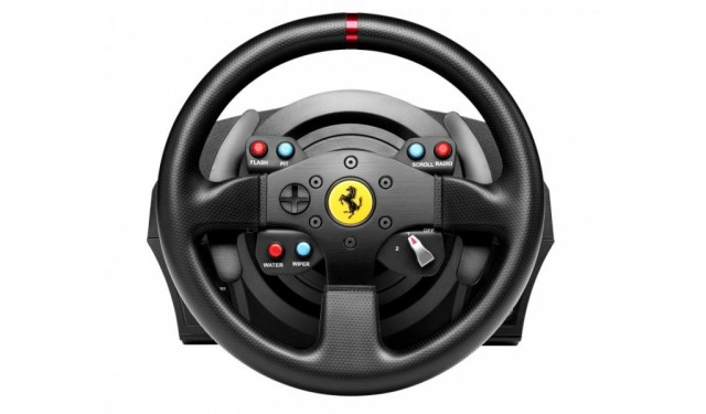 Thrustmaster T300 Ferrari GTE EU Version для PS4 и PS3