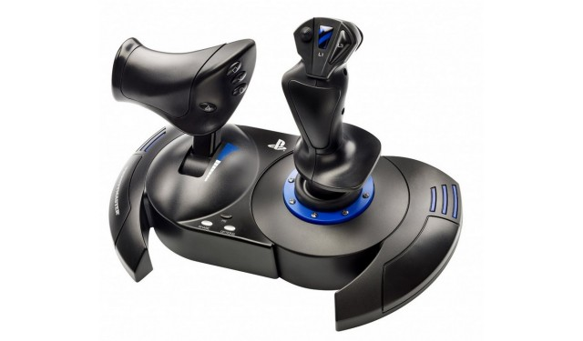 Thrustmaster T.Flight Hotas 4 PC и PlayStation®4
