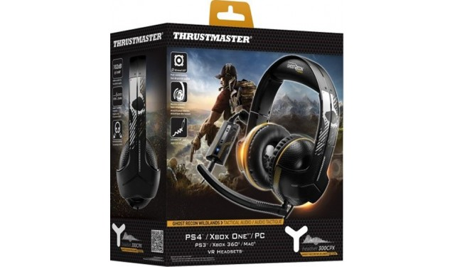 Thrustmaster Y300CPX GHOST RECON WILDLANDS
