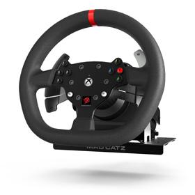 Руль и педали Mad Catz® Pro Racing™ Force Feedback Wheel and Pedals  для Xbox One™