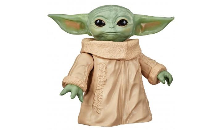 Фигурка Hasbro Star Wars: Mandalorian - The Child Posable Action Figure 16см F1116