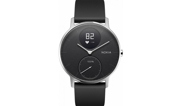 Умные часы Nokia Steel HR 36 mm (Black)