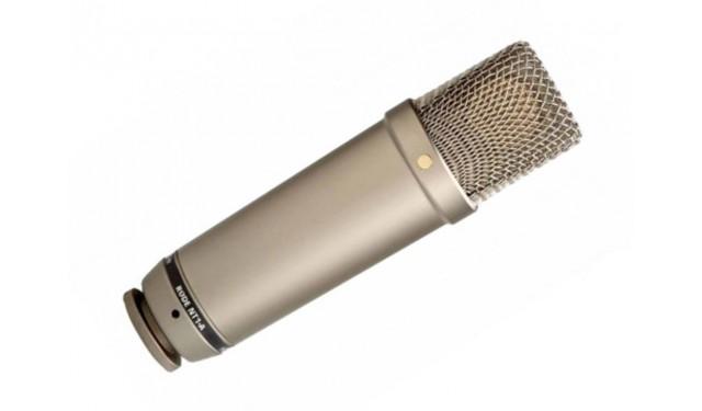 Cтудийный конденсаторный микрофон Rode NT1-A