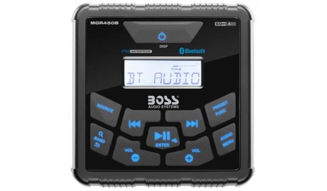 Boss Audio Marine MGR450B