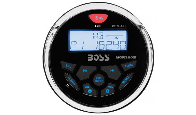 Boss Audio Marine MGR350B