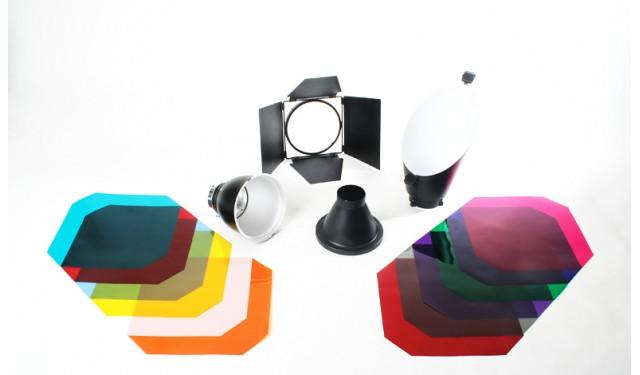 Комплект рефлекторов Bowens BW6650 BASIC EFFECTS LIGHTING