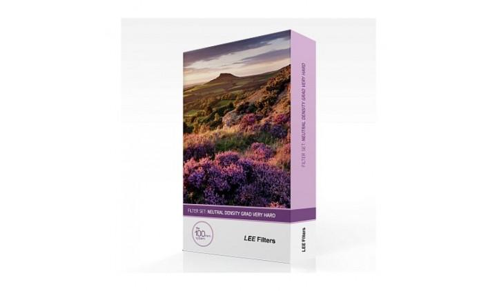 Набор фильтров Lee Filters 100x150mm ND Grad Very Hard Set