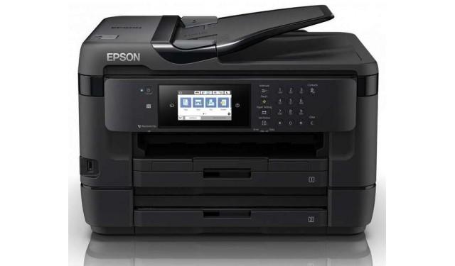 МФУ Epson WorkForce WF-7710DWF