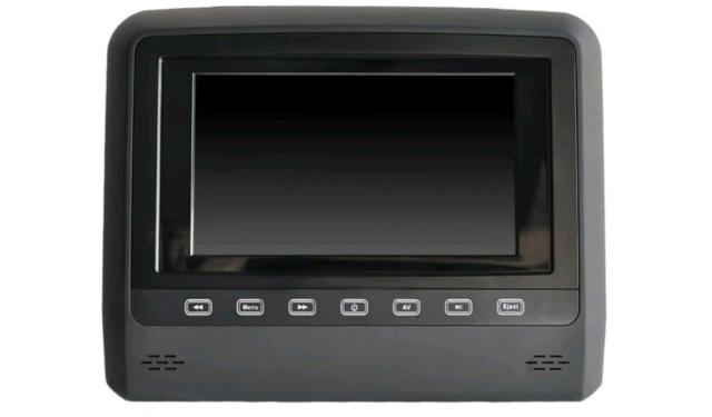 Автомобильный монитор Ergo ER 7X1D