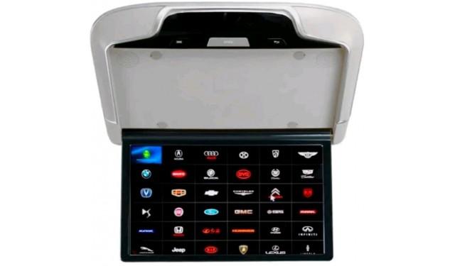 Автомобильный монитор Ergo ER13AND gray