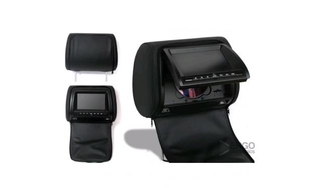 Автомобильный монитор Ergo ER 700HD black