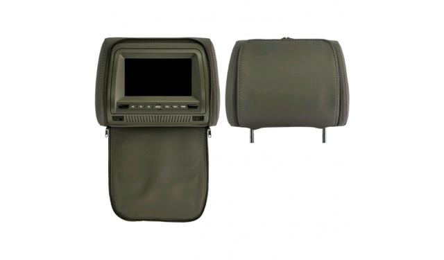 Автомобильный монитор Ergo ER 700HD gray