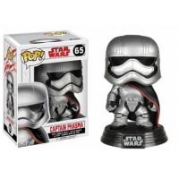 Фигурка Funko POP! Bobble: Star Wars: E8 TLJ: Captain Phasma 14739