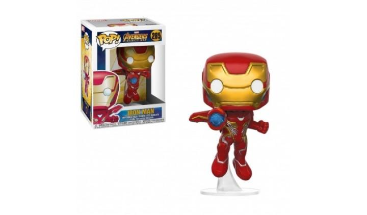 Фигурка Funko POP! Bobble: Marvel: Avengers Infinity War: Iron Man 26463