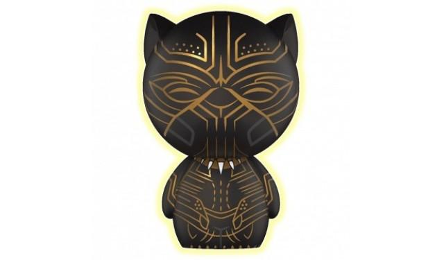 Фигурка Funko Dorbz: Marvel: Black Panther: Killmonger Panther GITD 24592