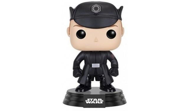 Фигурка Funko POP! Bobble: Star Wars: E7 TFA: General Hux 9616