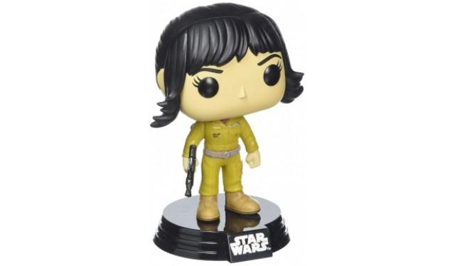 Фигурка Funko POP! Bobble: Star Wars: E8 TLJ: Rose (POP 13) 14754