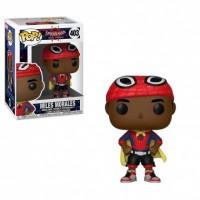 Фигурка Funko POP! Bobble: Marvel: Animated Spider-Man: Miles w/ Cape 33976