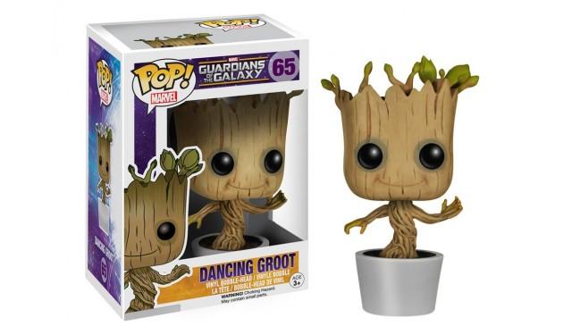 Фигурка Funko POP! Bobble: Guardians O/T Galaxy: Dancing Groot 5104