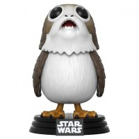 "Фигурка Funko POP! Bobble: Star Wars: E8 TLJ: 10"" Porg (Exc) 29932"