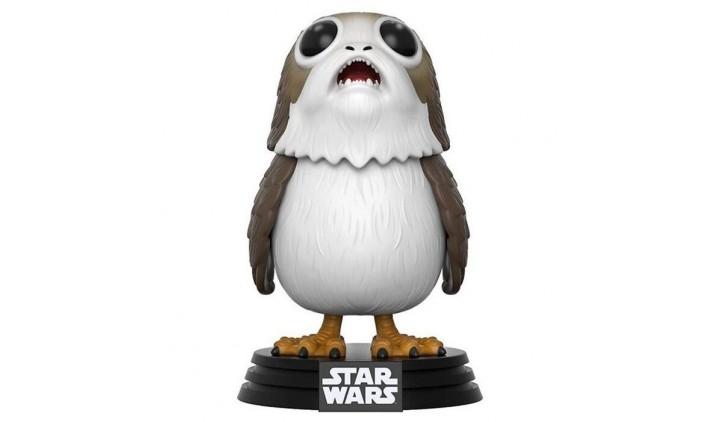 "Фигурка Funko POP! Bobble: Star Wars: E8 TLJ: 10"" Porg (Exc) 29932"
