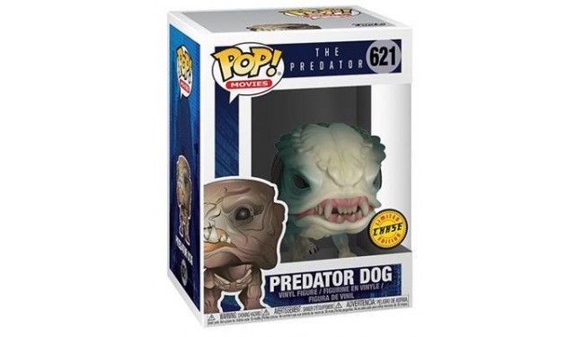 Фигурка Funko POP! Vinyl: The Predator: Predator Dog w/Chase 31305