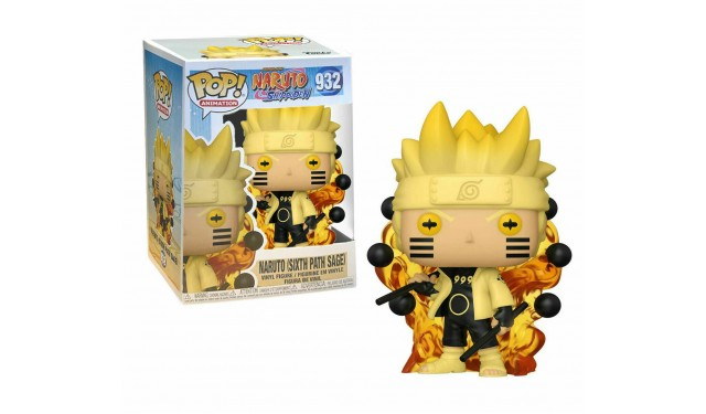 Фигурка Funko POP! Animation Naruto Shippuden Naruto Six Path Sage 49801
