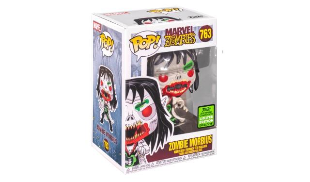 Фигурка Funko POP! Bobble Marvel Marvel Zombies Morbius (Exc) 50678