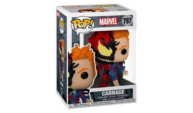 Фигурка Funko POP! Bobble Marvel Carnage (Exc) 54615