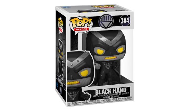 Фигурка Funko POP! Heroes DC Green Lantern Black Hand (Exc) 54619
