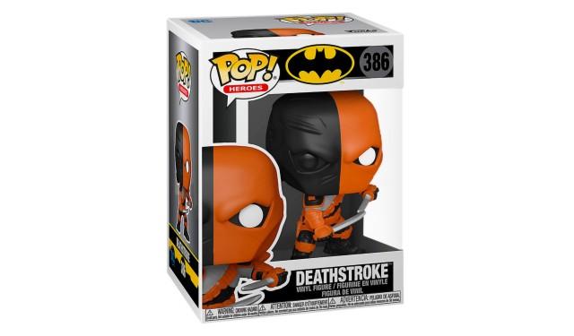 Фигурка Funko POP! Heroes DC Deathstroke (Exc) 54617