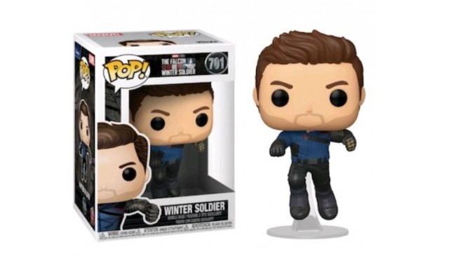 Фигурка Funko POP! Bobble Marvel Winter Soldier 51625