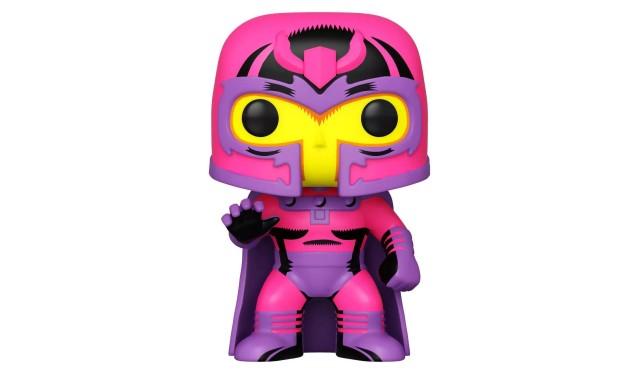 Фигурка Funko POP! Bobble Marvel Black Light Magneto (Exc) 55627