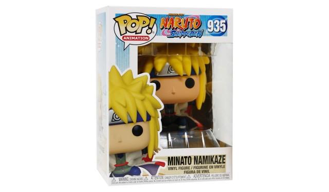 Фигурка Funko POP! Animation Naruto Shippuden Minato Namikaze 49802