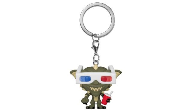 Брелок Funko Pocket POP! Keychain Gremlins Gremlin w/3D Glasses 49828