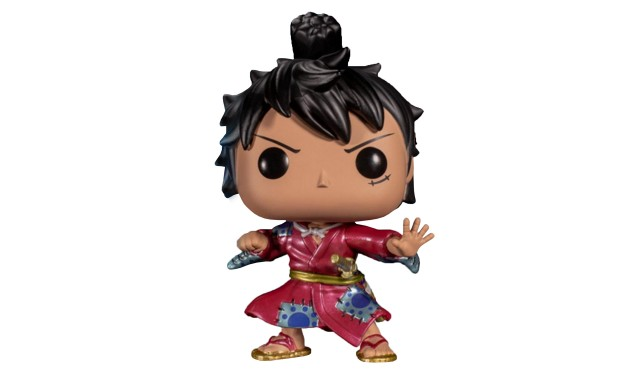 Фигурка Funko POP! Animation One Piece Luffy in Kimono (MT) (Exc) 54532