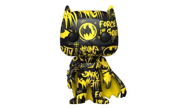 Фигурка Funko POP! Art Series DC Batman 01 Black/Yellow w/Case (Exc) 51837